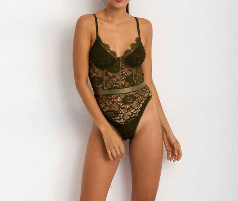 ORW Donalyn Bodysuit